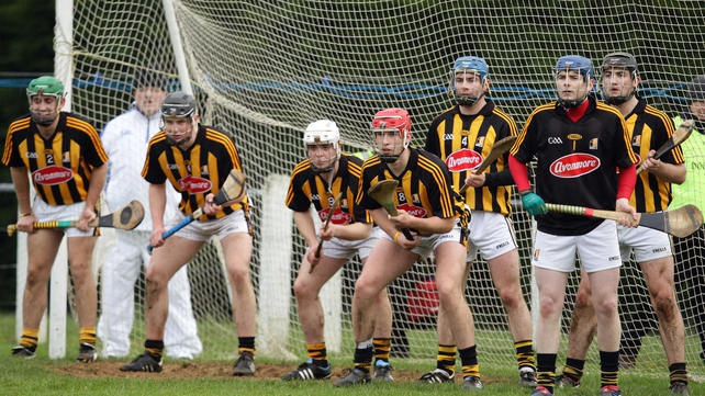 Kilkenny hurlers are not used to losing two games on the trot - but three - surely not!