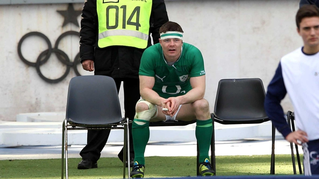 A sin-binning and a loss to Italy means Brian O'Driscoll's Six Nations career is likely to have ended in ignominy    remeansLOSS TO iTALYIn what could well have been Brian O'Driscoll's Six Nations career could