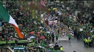 Thousands attend Dublin's St Patrick's Day parade
