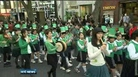 St Patrick's Day parades held worldwide