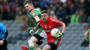 The game looked to be heading for a draw and a replay until Dolan landed the injury-time score
