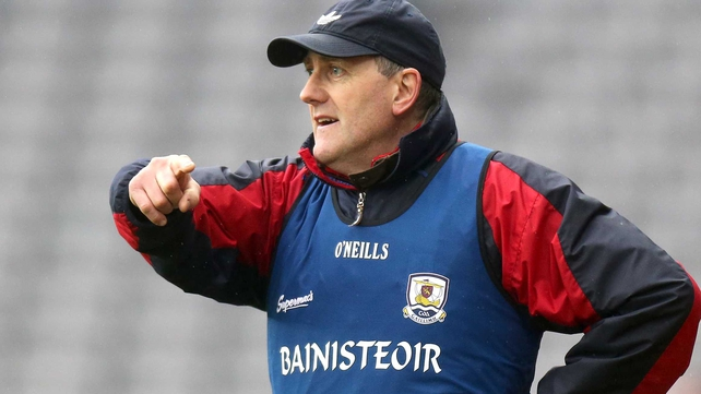 John Burke: 'It was dirty, dirty ball [and we had to] win it and work it up the field'