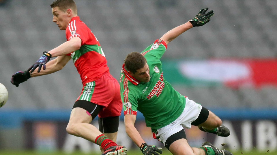 Ballymun scored two goals in the opening minutes
