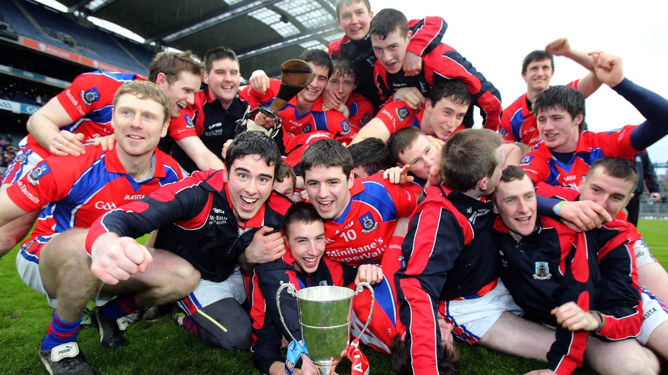 And the celebrations could begin for their maiden Tommy Dunne title
