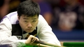 Ding wins gruelling tie with Ebdon