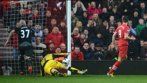 Bad day at the office for Liverpool at St Mary's