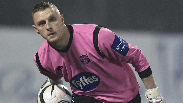 Peter Cherrie has turned in some crucial displays for Dundalk this season