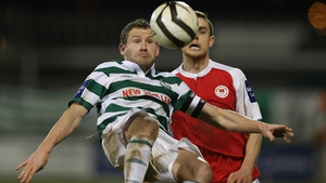 St Pat's and Shamrock Rovers is the standout last-eight tie