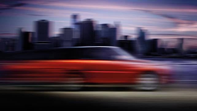 Reveal of Range Rover Sport