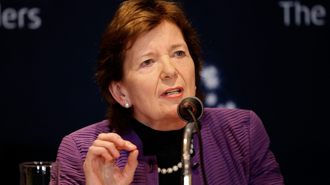 Mary Robinson 'greatly honoured' by new UN role