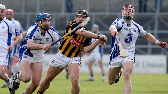 Kilkenny battled back to record a five point win over Waterford