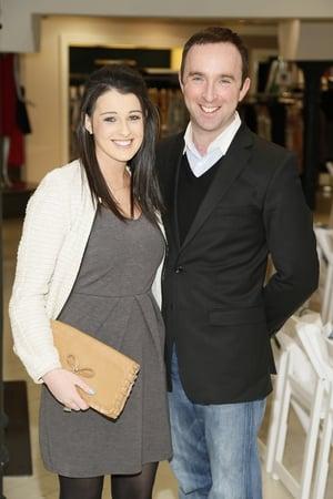 Alexandra McKeever and Richard Kavanagh