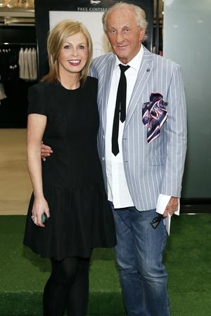 Helen Sweeney and Paul Costello