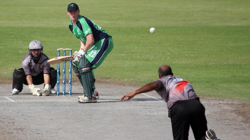Ireland face the UAE again on Wednesday