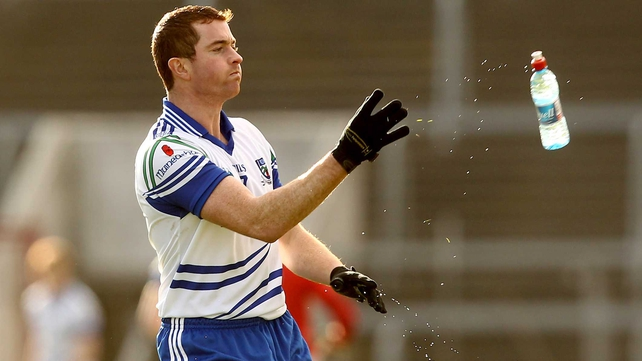 Freeman was making appearance in this year's league against Wicklow