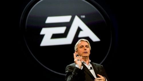 John Riccitiello had been CEO at EA since 2007