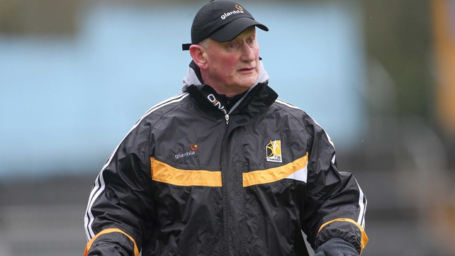 Brian Cody's team meet Offaly next month