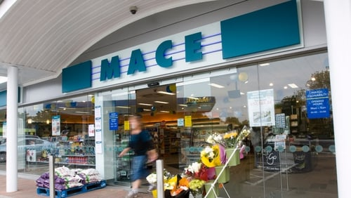 There are currently around 240 Mace stores in Ireland