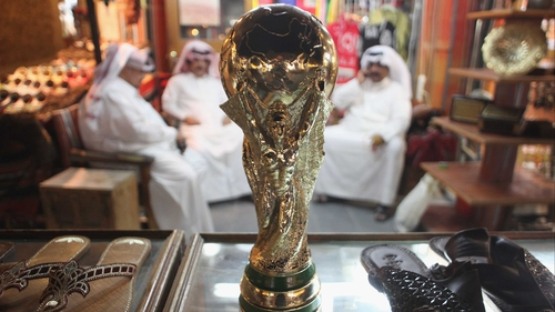 Could the 2022 World Cup take place throughout the winter months of November and December?