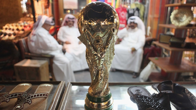The Qatar World Cup is likely to be moved from its traditional June/July dates