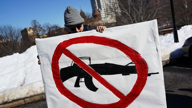 Proposals to ban assault weapons have been dropped from legislation to be debated next month