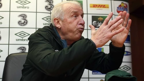 A crucial week in the tenure of Trapattoni is coming up