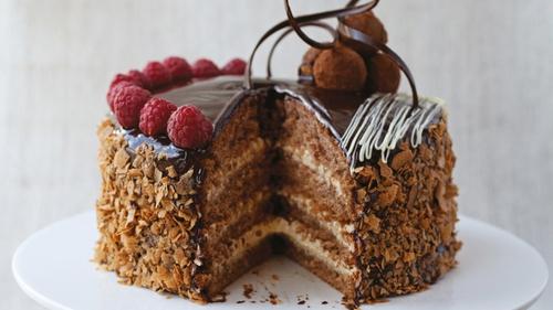 The MacNean Celebration Cake.