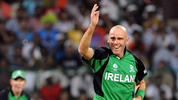Trent Johnston claimed 273 wickets and 2,610 runs in 198 appearances for Ireland