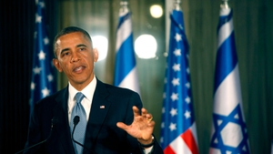 Mr Obama said he is in the region for simple consultation