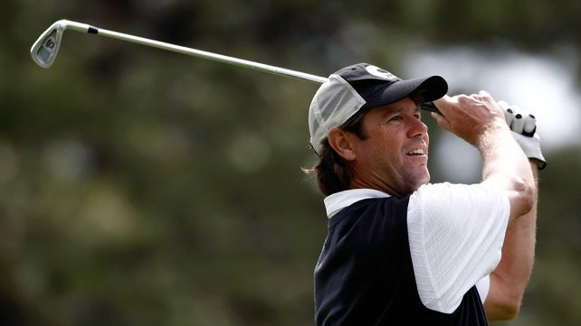 Paul Azinger led the US to victory in 2008