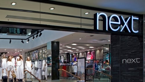 Next now expects a full-year pretax profit of £775-815m