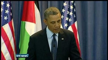 Obama holds talks with Abbas