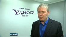 Yahoo and McAfee to create jobs in Dublin and Cork