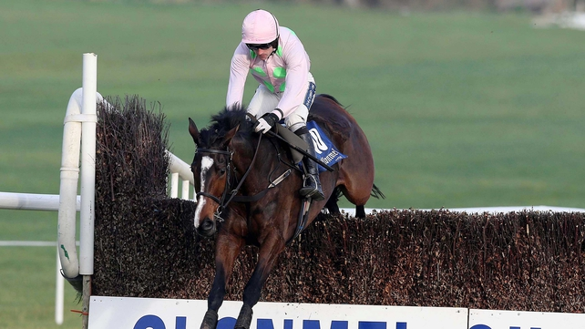 Tarla secured victory in the www.racinghomeforeaster.com Hurdle