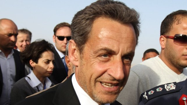 Nicolas Sarkozy is being investigated for claims his 2007 election campaign received illegal donations