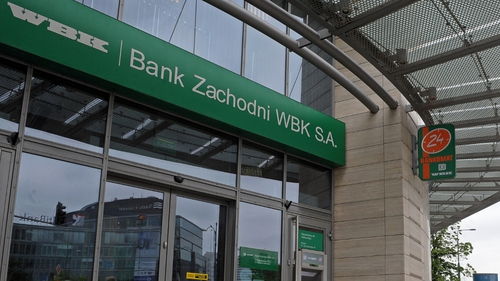 AIB was formerly the majority shareholder in Bank Zachodni