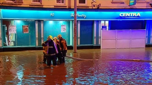 Flash flooding in Blackpool, Cork badly damaged business earlier this year