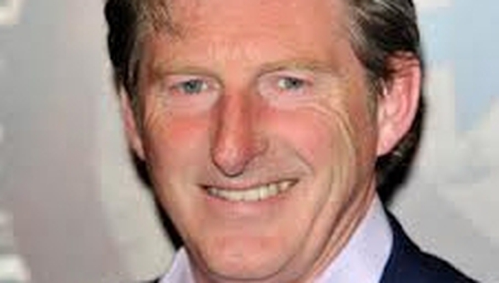 Actor Adrian Dunbar - Brian Freil's play Translations