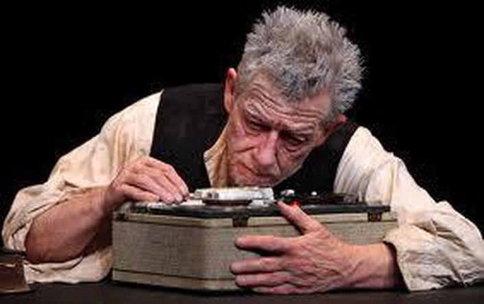 Theatre Review - Krapp's Last Tape