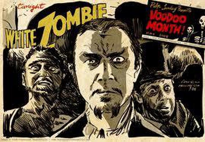 Bela Lugosi - 'White Zombie'
