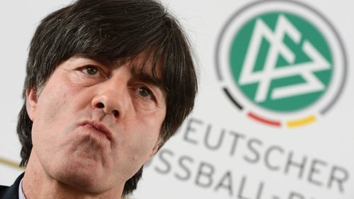 Joachim Lowe's Germany swept past Kazakhstan