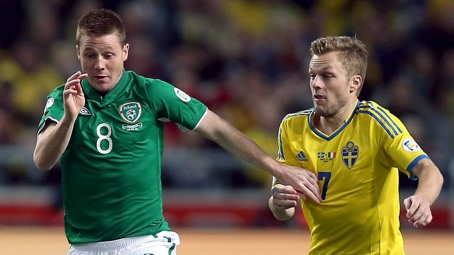 James McCarthy's future is unclear with hours to go in the transfer window