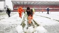 Northern Ireland World Cup qualifier called off