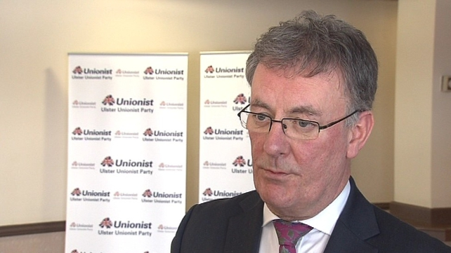 Mike Nesbitt says that trauma was the hidden legacy of the Troubles