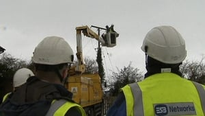ESB crews have restored power to around 1,700 customers in Galway and Mayo