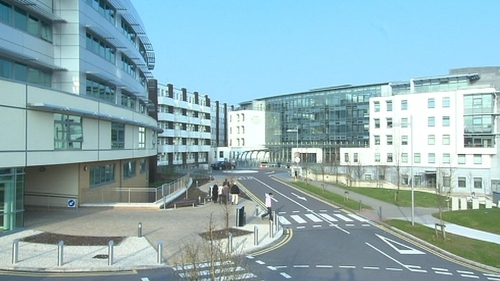 Those injured in the crash are being treated at Cork University Hospital