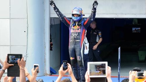 Sebastian Vettel incurred the wrath of many in Red Bull, not least team-mate Mark Webber, when he defied team orders
