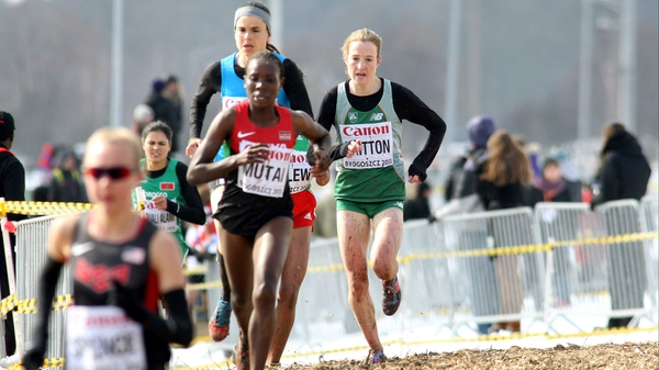 Fionnuala Britton was disappointed with her finishing position