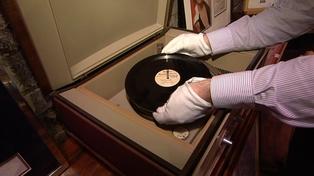 Original Elvis recording sold at Dublin auction