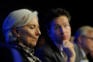 Christine Lagarde warned over the consequences of a US debt default